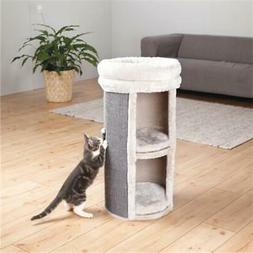 TRIXIE Pet Products 4440 Mexia 2-Story Cat Tower