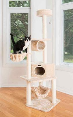 """72"""" Armarkat Multi Cat Tree Condo Bed House Perch Scratching"""