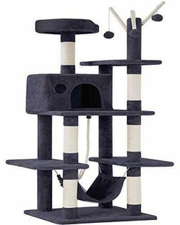 BestPet Cat Tree Tower Condo Playground Cage Kitten Multi-Le