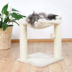 Cat Tree Hammock Furniture Condo Simple Play Trixie Baza Scr