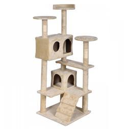 BestPet Cat Tree Tower Condo Furniture Scratch Post Kitty Pe