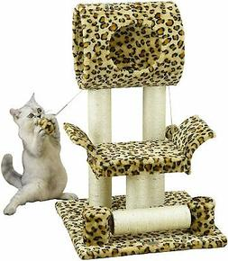 Cat Tree Tower Condo Furniture Scratch Scratching Post Kitty