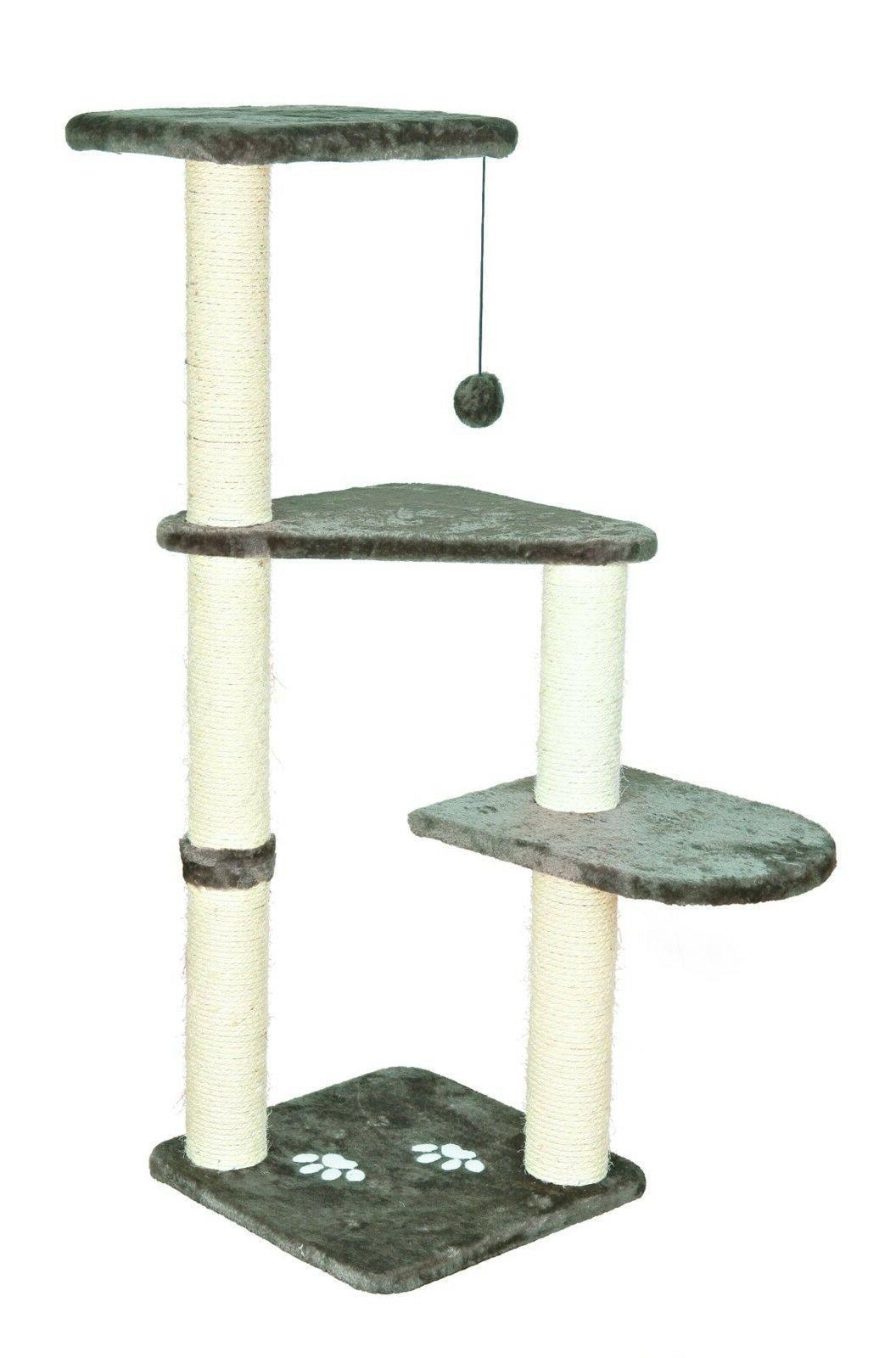 cat tree tower pet scratching