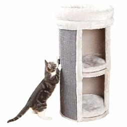 TRIXIE Cat Tree, Cat Tower, Cat Playground, Modern Style Cat